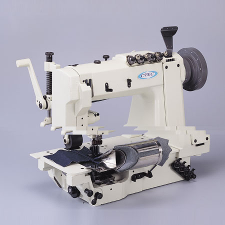 industrial sew a máquina - CT300U 405A with S300W (Front View)