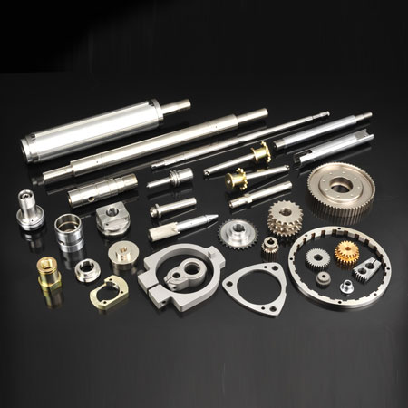 Machinery Spare Parts - 4455