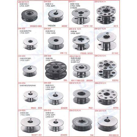 Industrial Sewing Parts - b-p6-600