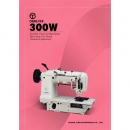 Heavy Duty Sewing Machines - CT300W (1)